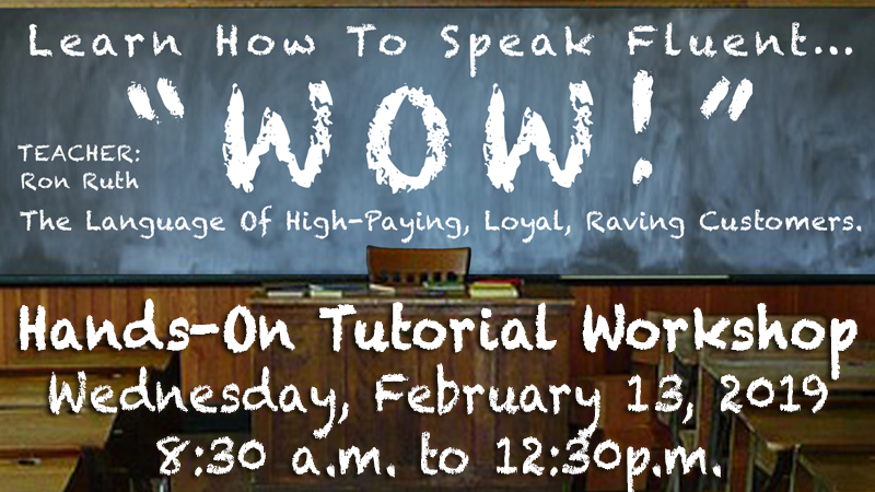 Learn How To Speak Fluent WOW! Web