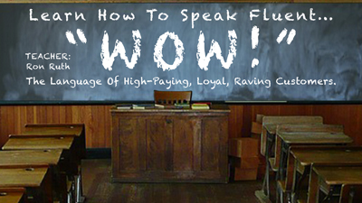 Learn How To Speak Fluent WOW!