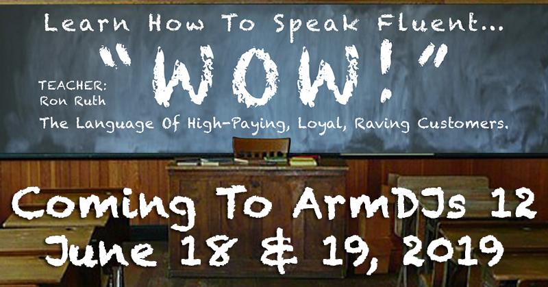 Learn How To Speak Fluent WOW! (ArmDJs Blog)