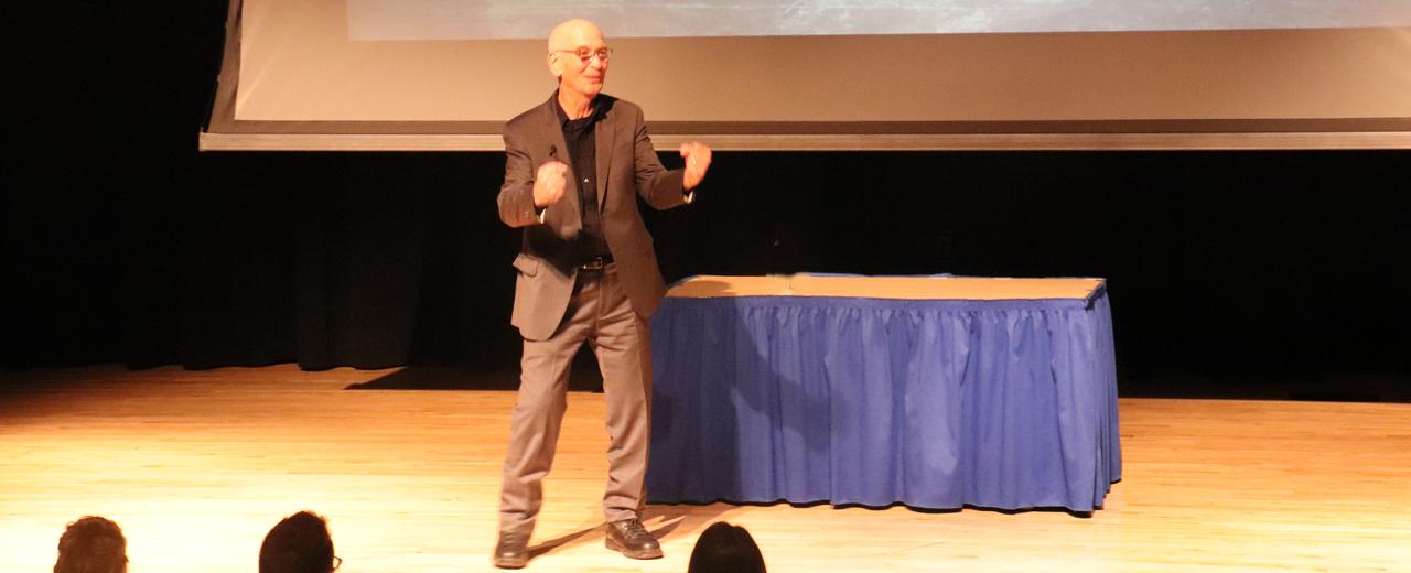 Ron Ruth Keynote Speaker Avaialbility